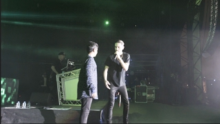 PERFORMING ON STAGE WITH G EAZY !!!!!!
