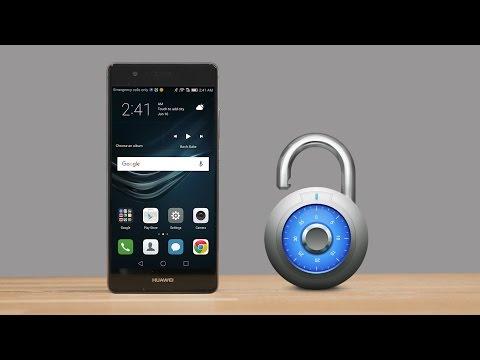 How to Unlock a Huawei P9!