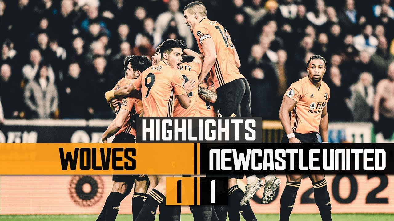 Leander levels it up | Wolves 1-1 Newcastle United | Highlights