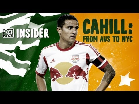 Tim Cahill's soccer journey from Australia to NYC | MLS Insider, Episode 1