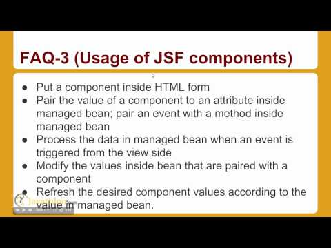 JSF and Primefaces in 8 quick question