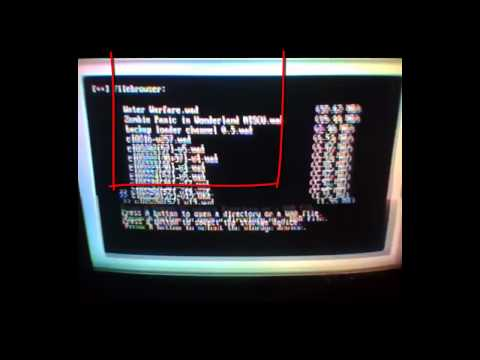 How to Get COD MW3 to work on Usb loader Gx (Online Too) [WII] 2012 {LOADING SCREEN FIX}