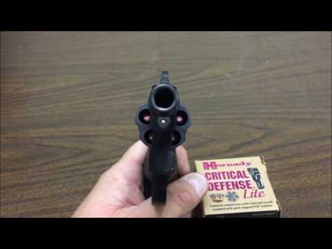 Breast Cancer Bullets - Hornady Critical Defense Lite