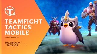 Teamfight Tactics Mobile   Трейлер – Teamfight Tactics
