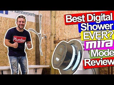 BEST DIGITAL SHOWER EVER? Mira Mode Review & Installation