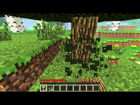 Minecraft Lets Play: Lay An Egg!