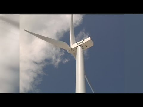 Mass Appeal How wind turbines generate electricity
