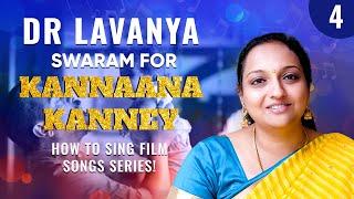 Swaram for  Kannaana kanney