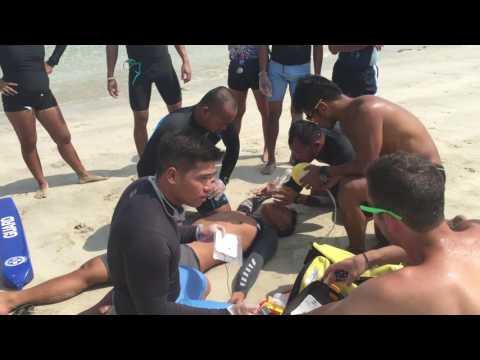 International Lifeguard Training Program® Dubai Municipality 2015