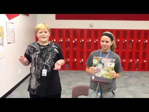 Binder Organization - Huffman Middle School