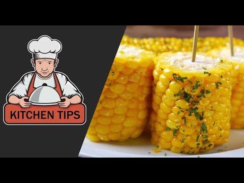 How to make Boiled Corn in Urdu / Hindi (2018)