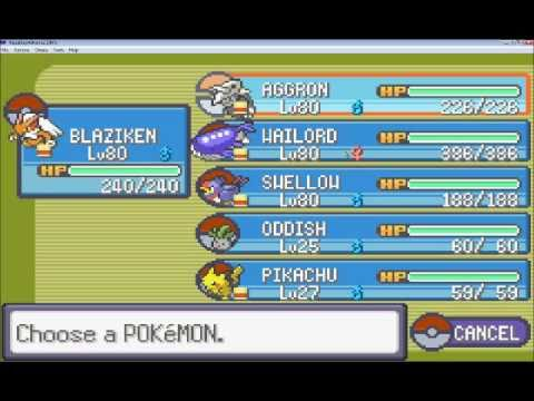 Pokemon Emerald: How To have a Pichu/Pikachu with Volt Tackle