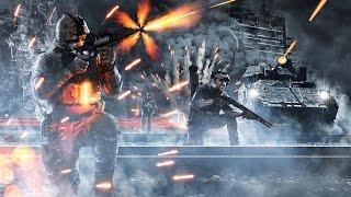 Battlefield 4™ تدمير طياره بالدبابه HD