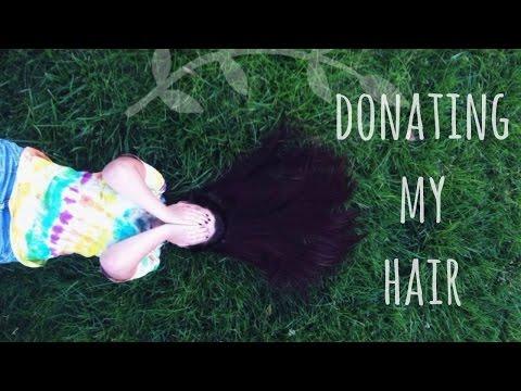 Donating My Hair | Pixiepineapple