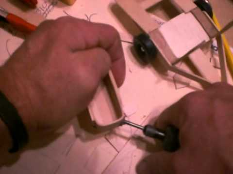 Craft Sticks Crafts and Dremel Tools Go Hand In Hand