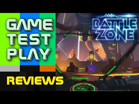 Battle Zone VR Review