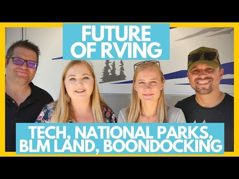 The Future of RVing with Drivin' & Vibin'