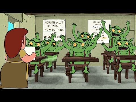 Clash-A-Rama! The Series: University of Goblin