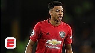 Is Jesse Lingard good enough for Manchester United?   Premier League