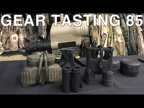 Binocular Talk and Improvised Weapons while Traveling - Gear Tasting 85