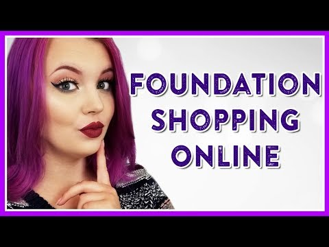 How to Shop For Foundation Online (Tips & Tricks)