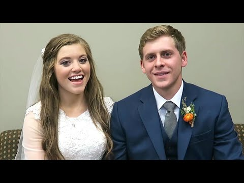 Joy-Anna Duggar Is Pregnant! Expecting First Child With Husband After Just 3 Months of Marriage