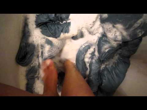How to wash a huge comforter without using your washing machine