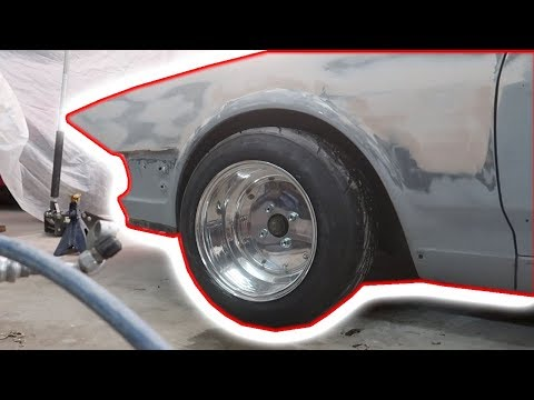 Bosozoku BC Coilover Install Pt.2 + Test Fit