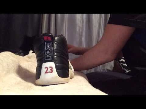 Jordan Retro 12 Playoff Restoration