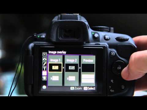 Nikon D5300/D5200/D5500 Fun Features