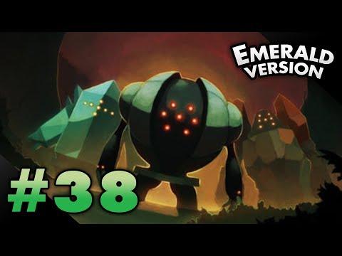 Let's Play Pokemon: Emerald - Part 38 - REGIROCK, REGICE, REGISTEEL