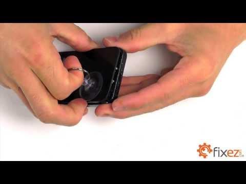 iPhone 5 Dock Port Assembly & Loud Speaker Repair