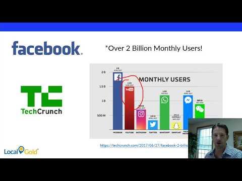 Local Gold - Facebook Paid Advertising Program