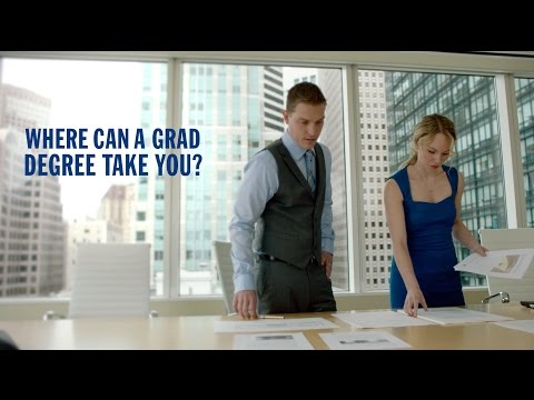 Why should I earn a master's degree?