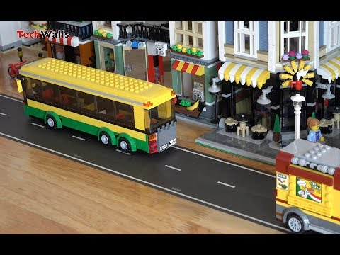 PlayTape by InRoad Toys - Cheap Roads for LEGO City