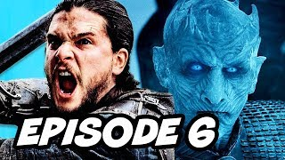Game Of Thrones Season 7 Episode 6 - TOP 10 WTF and Easter Eggs