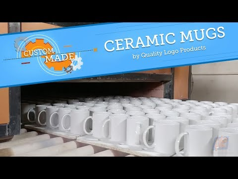 How Are Ceramic Mugs Mass Produced?