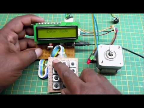 Electronic security code lock system - Door Lock - Safe Lock