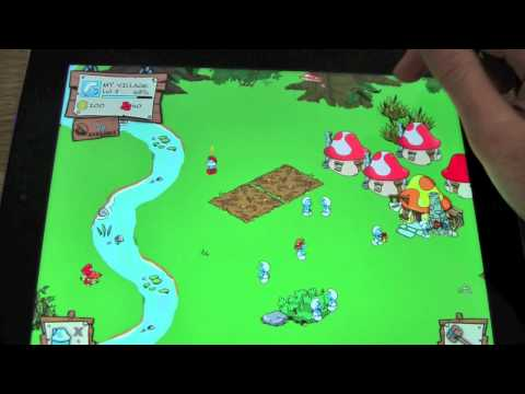 How to Get Free Unlimited Smurfberries on Smurfs' Village for iPhone/iPod Touch