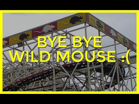 Wild Mouse's Shocking Removal - AIA Podcast