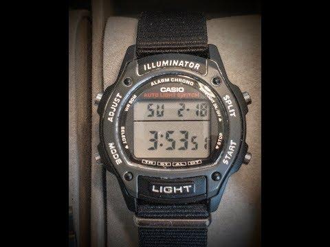 casio illuminator W93H Great way to spend $15