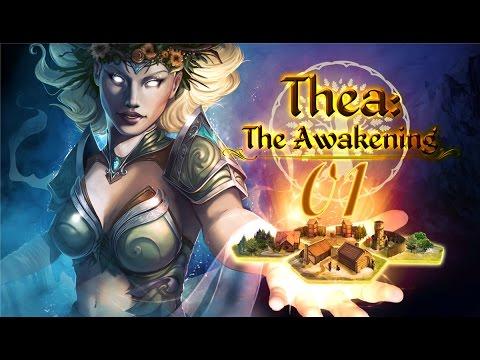 Let's Play Thea: The Awakening #01: Slawische Götter