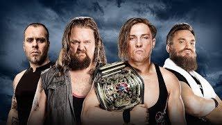 FULL MATCH: WWE UK Championship 4-way in ICW!