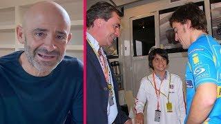 Podio de Carlos Sainz en Brasil, premio al sufrimiento | El Garaje de Lobato
