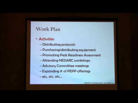 Work Plan Section