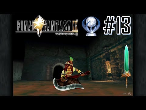 Final Fantasy IX PS4 Perfect Excalibur II Platinum Walkthrough Part 13