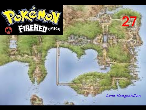 Let's Play Pokemon FireRed Omega - Part 27: Pokemon Tower II