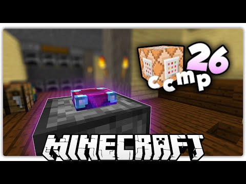 Minecraft 1.9   A NEW Type Of Crafting Table...   Custom Command Mod Pack #26