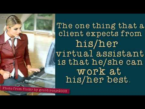 So You're Finally a Virtual Assistant...Now What?
