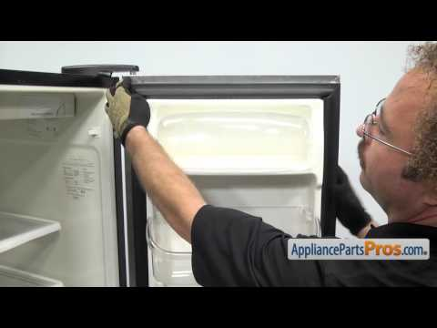 Refrigerator Door Gasket (part #241786005) - How To Replace